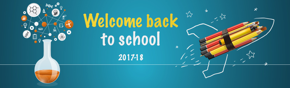 Welcome Back 2017-2018