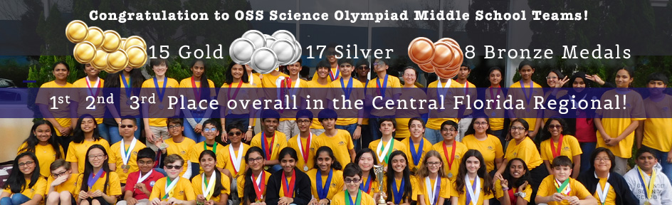 Regional Science Olympiad tournament