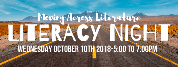 Article 5 Literacy Night