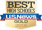 Article Orlando Science Middle High receives Gold Medal and Ranked 1 High School in Central Florida